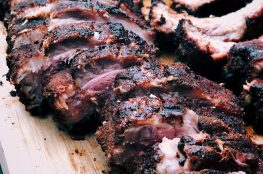 Beef Ribs in Apple City Sauce