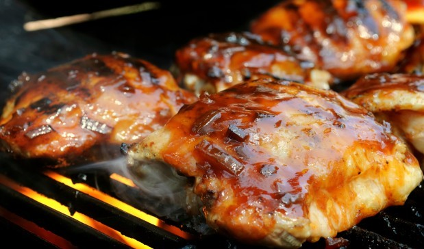 Hickory Grilled Chicken Breast