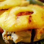 Grilled Pineaple Chicken