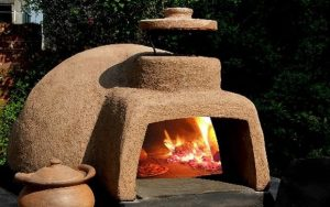 Domestic Pizza Oven