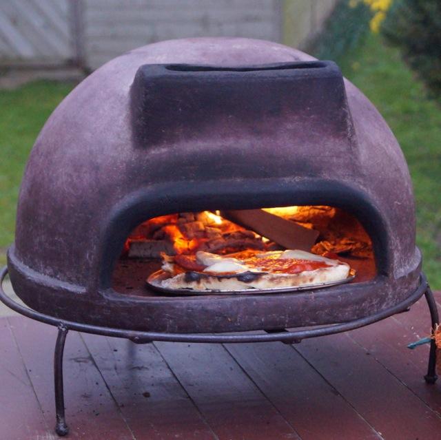 Sol-y-Yo Pizza Oven