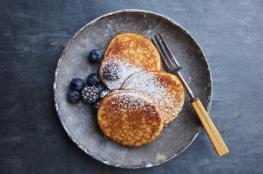 bbq pancake