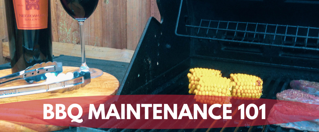 barbecue maintenance