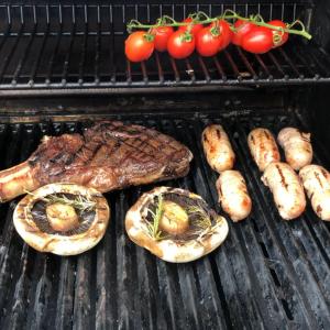 Tomahawk Steak