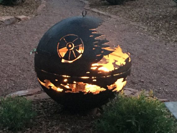 the death star bbq