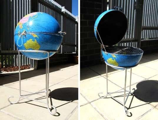 globe barbecue