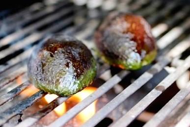 Fruits & veg to barbecue Avacado