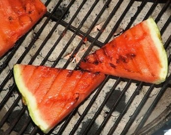 Fruits & veg to barbecue watermelon