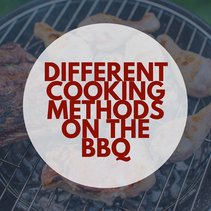 barbecue cooking methods