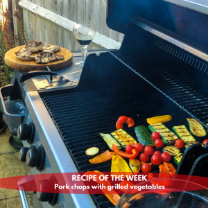 barbecue pork loin steaks